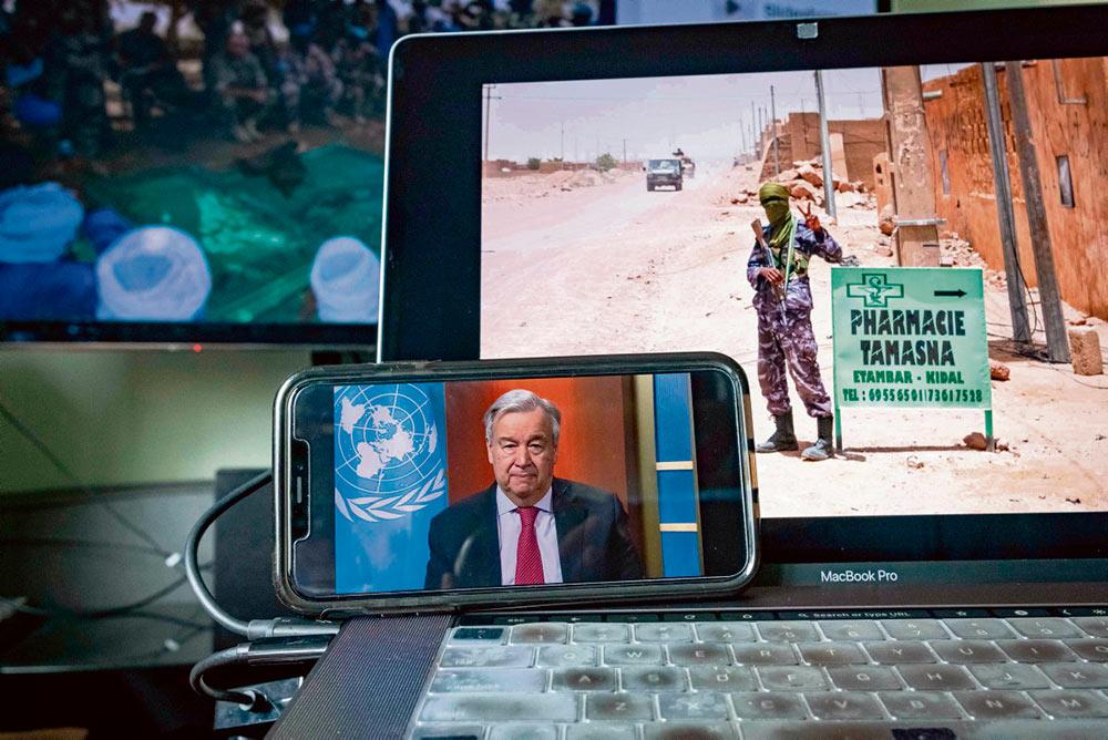 Многие страны призывают к организации коллективных действий против пандемии. В Совбезе же обсуждение зашло в тупик.