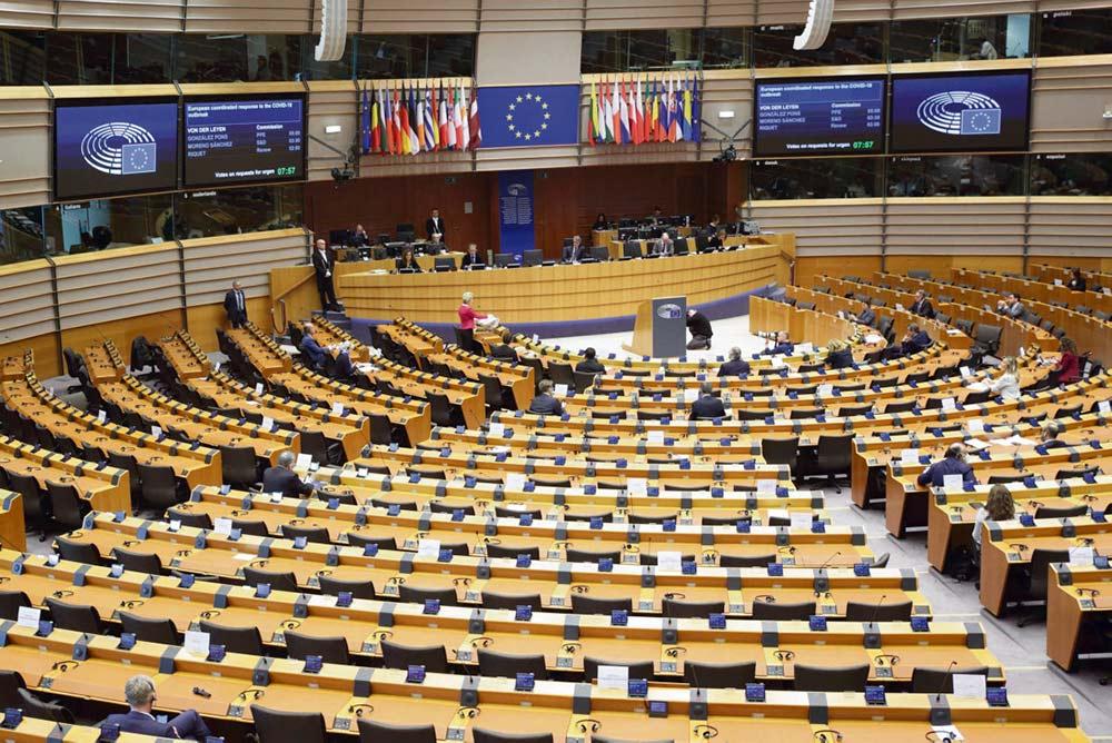 Кризис начался ещё до пандемии нового коронавируса… На намеченном на вторник заседании Еврогруппы руководителям ЕС следовало бы переступить через свои разногласия...
