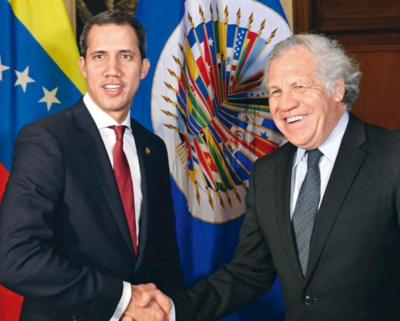 Распространение Covid-19 не стало поводом для прекращения региональных междоусобиц. Скорее наоборот. США стремятся извлечь выгоду из создавшегося положения и надеются на помощь своего верного союзника Луиса Альмагро, переизбранного на пост генерального секретаря Организации американских государств, в осуществлении плана по свержению Мадуро.