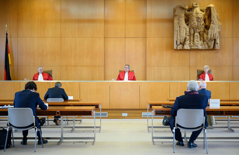 Под сильным давлением национал-либералов Верховный суд Германии принял 5 мая 2020 года решение проверить покупку Европейским центральным банком государственных облигаций.