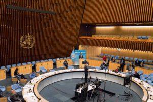 Ассамблея Всемирной организации здравоохранения приняла резолюцию о доступе к лекарствам и вакцинам от Covid-19.