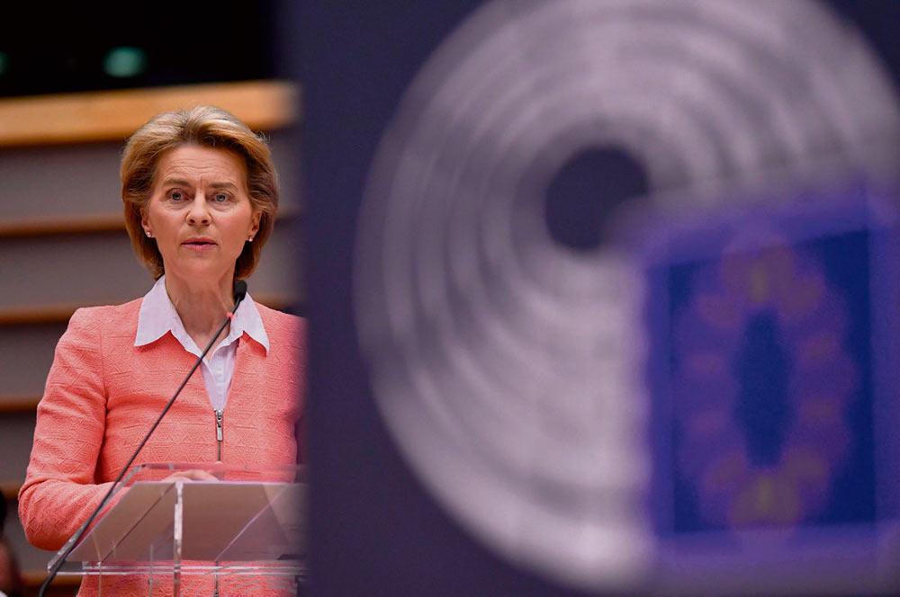 19 июня состоится совещание глав государств и правительств 27 стран ЕС в формате видеоконференции. В центре внимания по-прежнему жёсткие критерии отбора тех, кто вправе претендовать на поддержку.