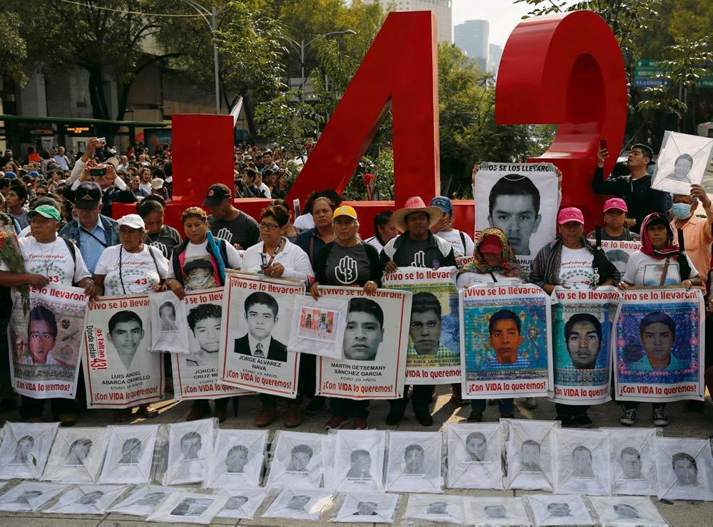 Обнаружение в минувшую среду останков одного из 43 студентов, «пропавших без вести» в 2014 году в городе Игуала, штат Герреро (Мексика), изменяет представление о географии инцидента, являвшееся основой лживых версий (официальной и судебной) произошедшего.