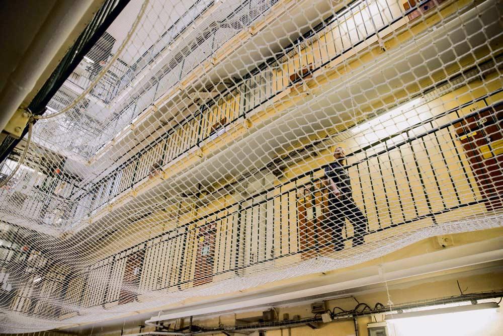 Пенитенциарная система Франция тюрьмы следственные изоляторы СИЗО принудительное лечение психиатрия генеральный контролёр мест лишения свободы