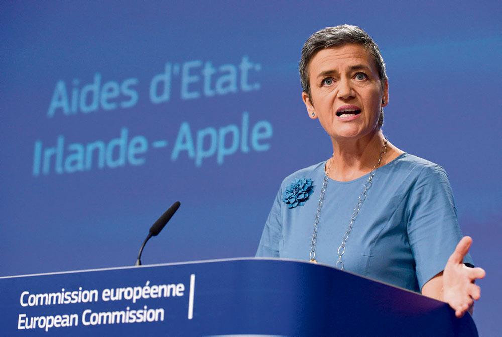Отменив решение Комиссии, Европейский суд разрешает международной компании использовать налоговую конкуренцию начиная с Ирландии.