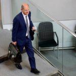 Министр финансов Германии и финансовые скандалы