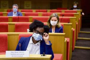 На допросе следственной комиссии Сибет Ндиайе заявила, что не обманывала людей во время эпидемии. Чего нельзя сказать о Флоранс Парли.