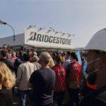 Закрытие завода Bridgestone в Бетюне: долгая борьба начинается