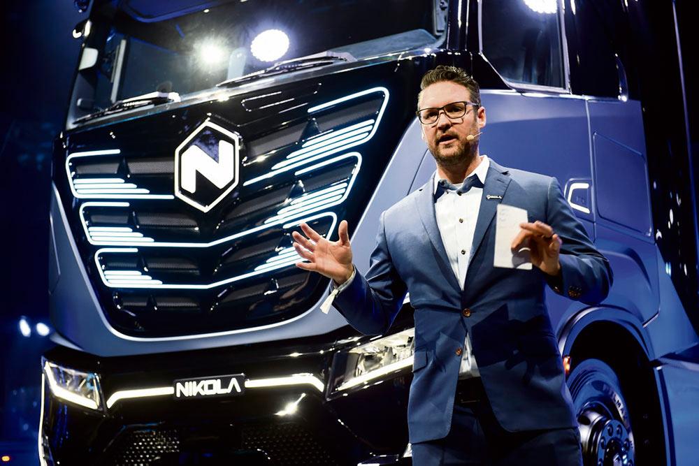 Проект создания грузового электромобиля, названного «тяжеловесной Теslа», на поверку оказался масштабным мошенничеством. Ведь его руководитель так и не выполнил своих обещаний.