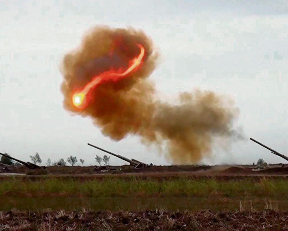 Поступает информация о вербовке боевиков для участия в военных действиях с Арменией в Африне и в Идлибе ещё месяц назад. Налицо попытка повторить ливийский сценарий.