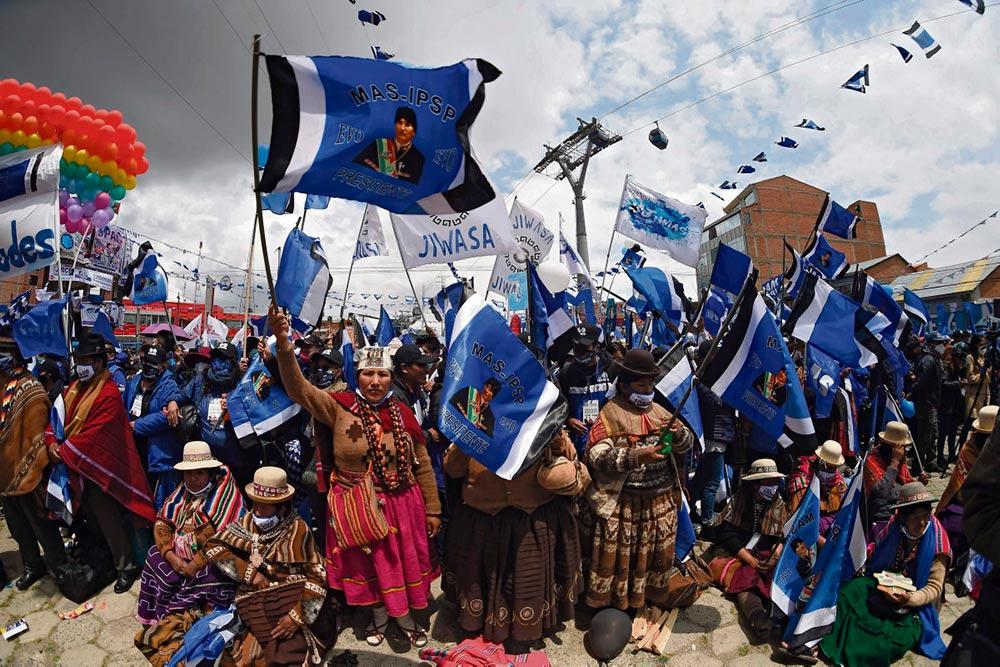 Накануне всеобщих выборов, которые должны состояться 18 октября, правительство фактически поддерживает в стране атмосферу напряжённости и насилия. Дату выборов пришлось назначить из-за массовых народных протестов этим летом.