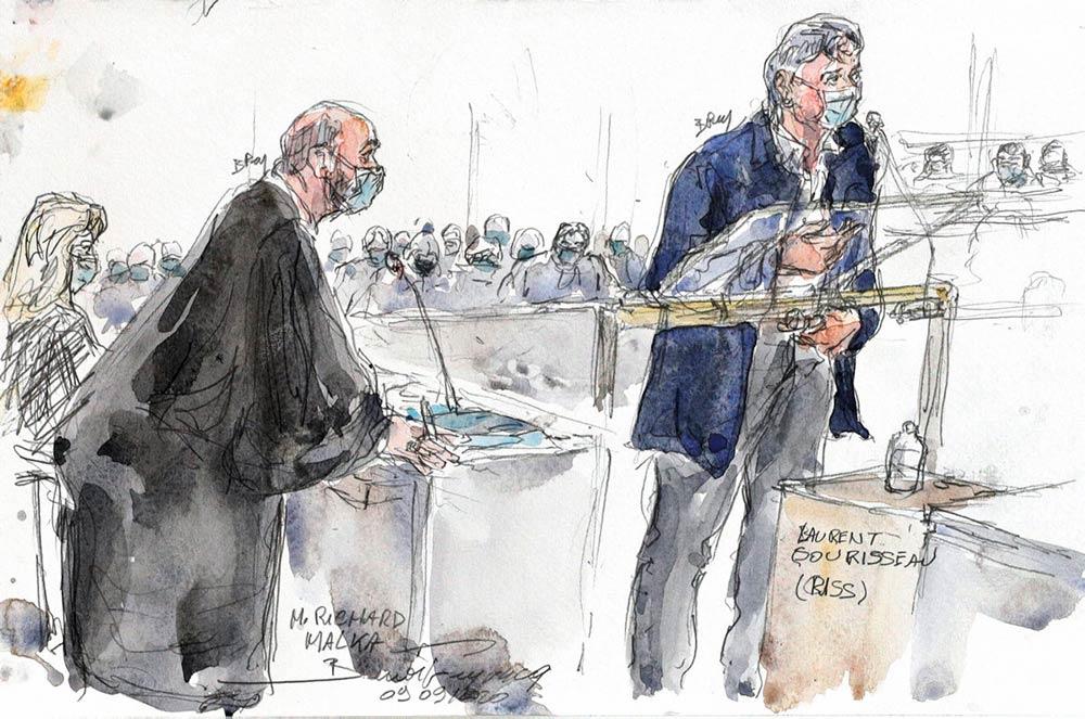 На фоне идущего сейчас судебного процесса о терактах, совершённых в январе 2015 года, мы беседуем с политологом Ванессой Кодаксиони, автором недавно вышедшей монографии «Чрезвычайное судопроизводство» (изд-во CNRS об истоках) о развитии антитеррористического правосудия во Франции. Она рассказывает о том, как подобные процессы, носившие исключительный характер, приняли «превентивную» направленность.