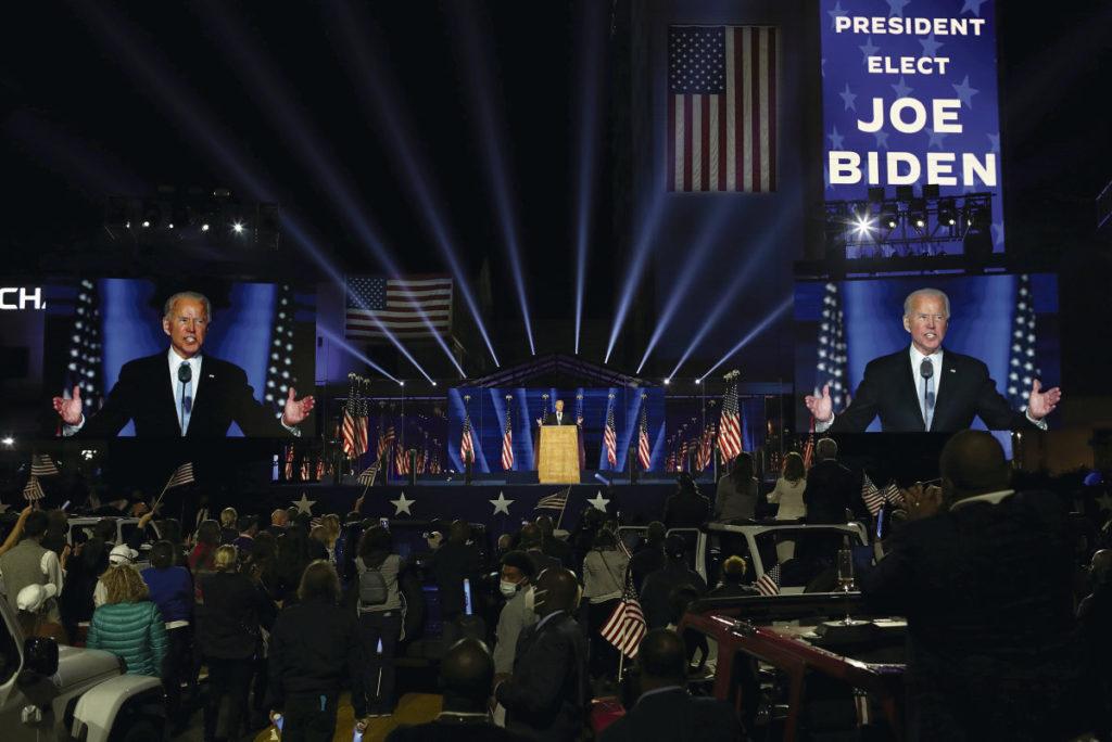 Кандидат от Демократической партии победил, ультраправый президент задержался на один срок. Однако будет ли правление нового президента США прогрессивным?