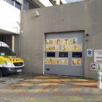 На больницу Вуарона обрушилась лавина пандемии
