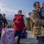 В Нагорном Карабахе начался массовый исход армян
