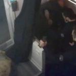 Очередное видеодоказательство полицейского насилия