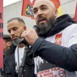 Репрессии против профсоюзных активистов