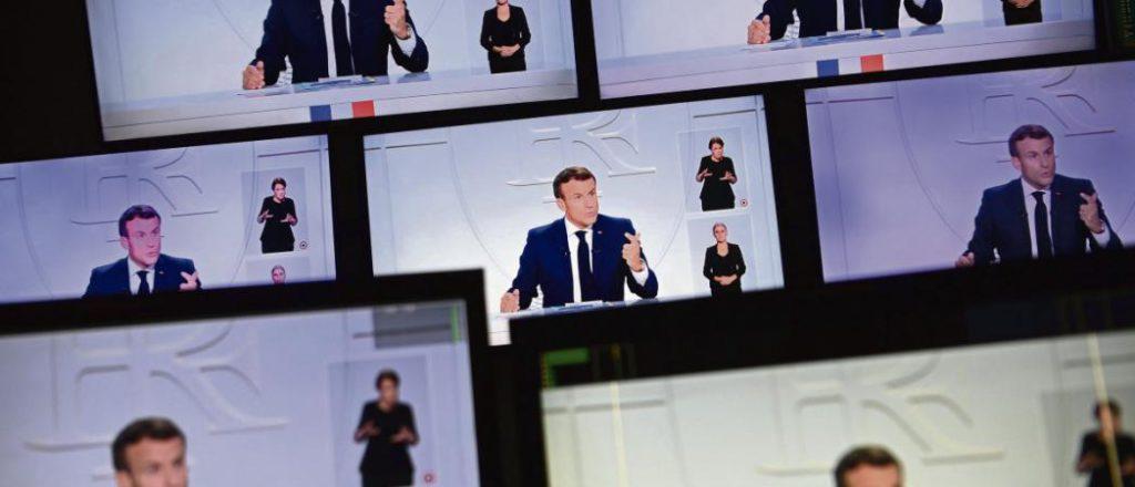 От Лондона до Лозанны, в Риме и Нью-Йорке тема авторитарного дрейфа Эммануэля Макрона, тревожит журналистов и политологов. Тема и не сходит с газетных полос основных изданий. А ведь в 2017 году все его воспринимали как либерала, противостоящего правым популистам.