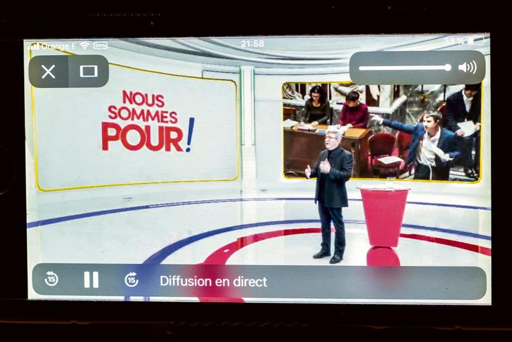 На состоявшемся 28 ноября онлайн митинге кандидат от «непокорённых» объяснил, почему он так спешит начать кампанию в преддверии запланированных на 2022 год президентских выборов. Лидер партии «Франция непокорённая» (ФН) хочет стать главным представителем левого фланге и в политических дебатах.