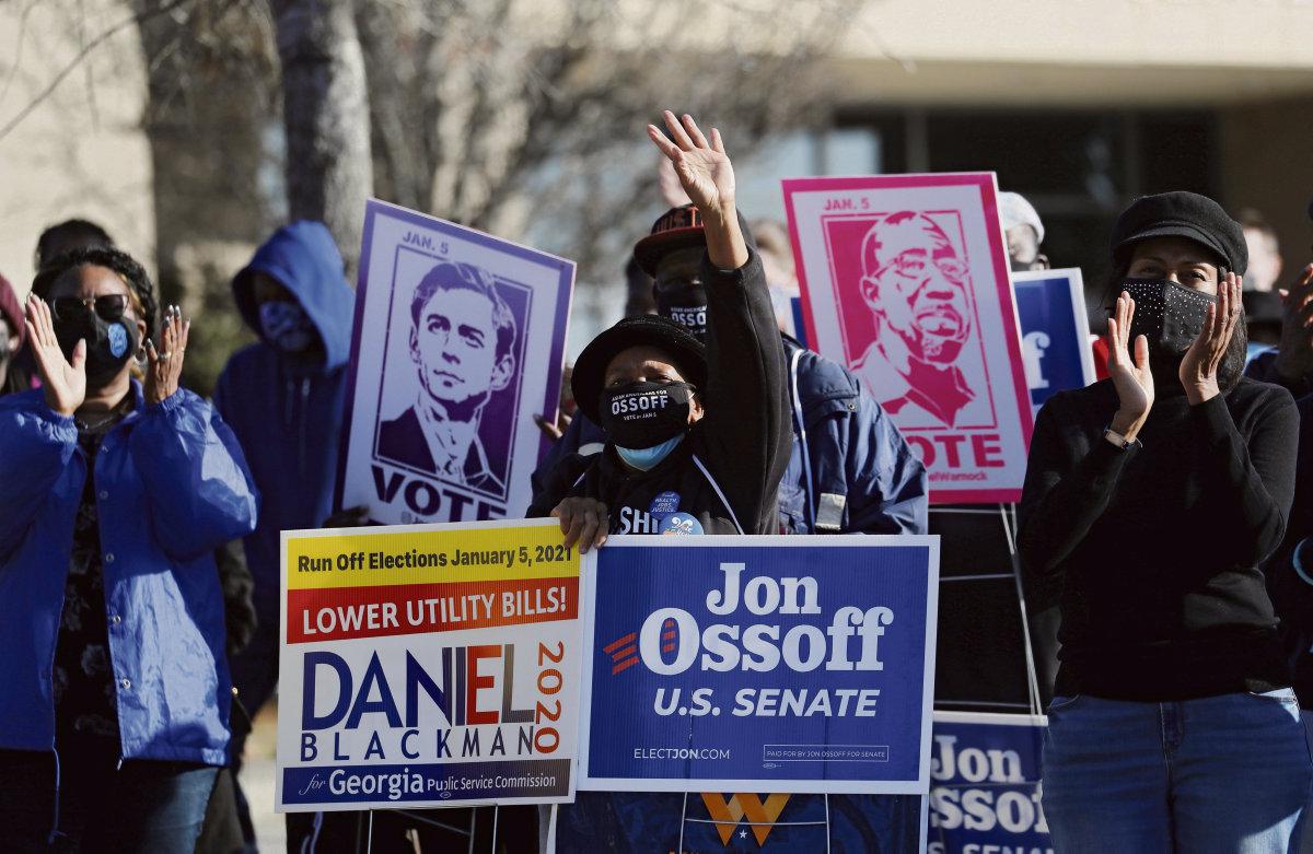 Историческая победа двоих кандидатов от демократов на частичных выборах в Сенат обеспечила избранному президенту большинство в обеих палатах парламента. Как он распорядится этим преимуществом?