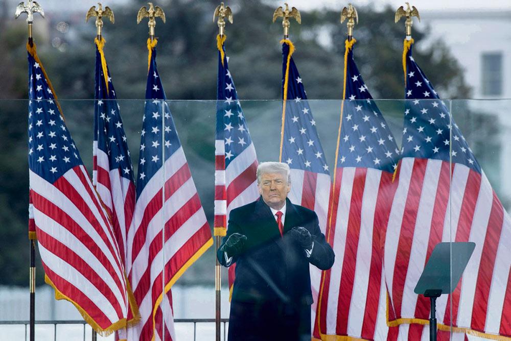 Беспрецедентный случай – вторжение сторонников Трампа в здание Конгресса – доказал несостоятельность политического течения, которое пытается дистанцироваться от общества в целом.