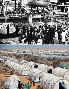 Со дня своего создания 14 декабря 1950 года УВКБ, считавшееся тогда временной организацией, оказывает помощь беженцам и мигрантам. За минувшие 70 лет проблема достигла мирового масштаба, а кризис вокруг приёма переселенцев существенно осложняет задачу.