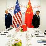 Уход Дональда Трампа Пекин отметил санкциями