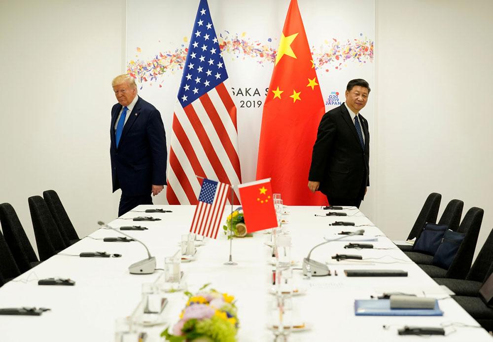 Двадцати восьми американским чиновникам, связанным с администрацией бывшего главы государства, запрещено ступать на китайскую землю. Неприкрытое предупреждение Джо Байдену.