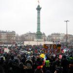 Протесты против принятия закона о «глобальной безопасности»