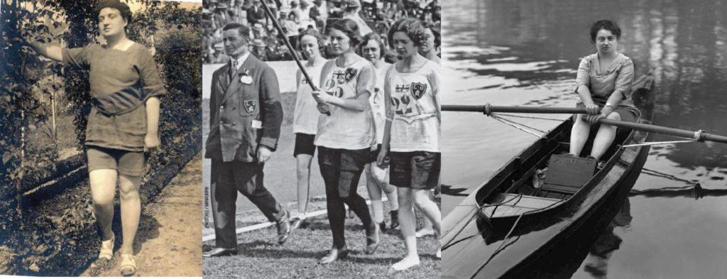 На заре десятилетия, получившего название «безумные годы», Алис Милья, великая спортсменка, родившаяся в небогатой семье, сделала всё для того, чтобы добиться разрешения женщинам заниматься любыми видами спорта и выступать на международных соревнованиях.