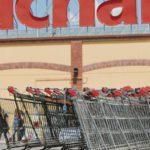 Auchan делает рекламу на голодных студентах