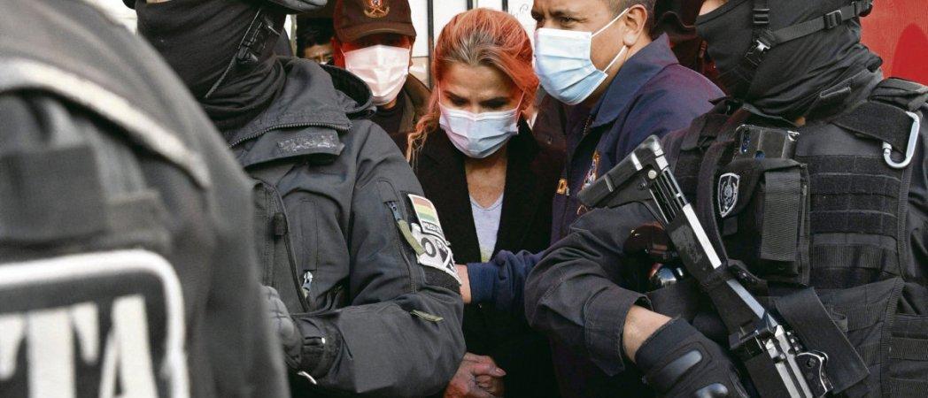 Боливия: кто называет преступников «узниками совести»?