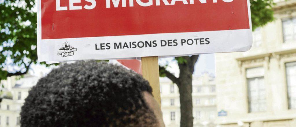Расизм во Франции не популярен
