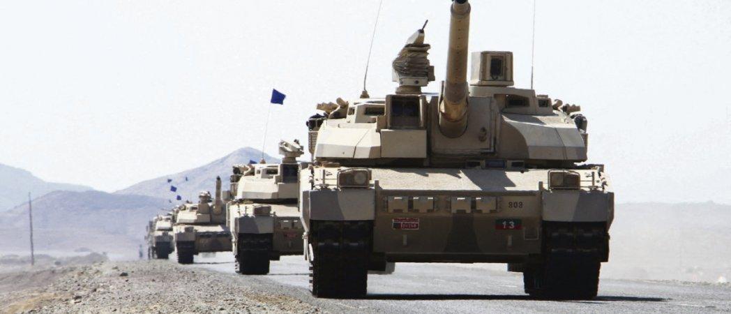 Торговля оружием: процветающий бизнес во время кризиса