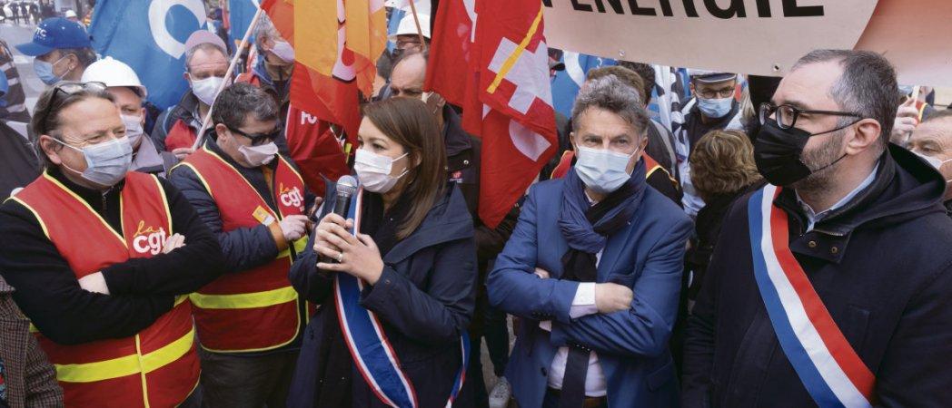 Борьба рабочих за компанию Suez не может не касаться левых