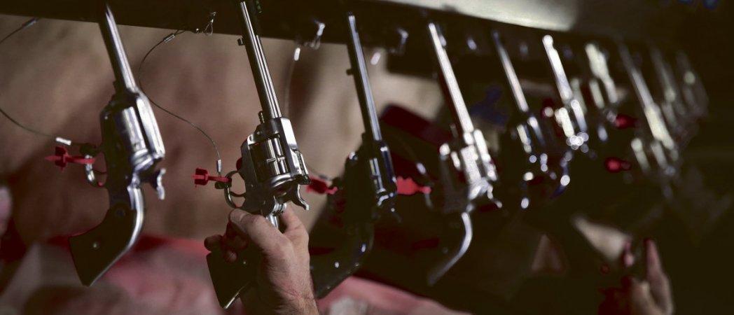 Байден хочет ограничить продажу огнестрельного оружия