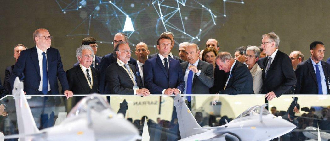 Продажа оружия во Франции - тайна, покрытая мраком