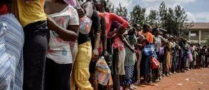 Вирус нищеты и голода