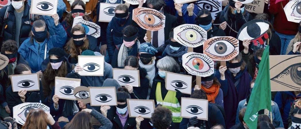 Во Франции приняли закон о глобальной безопасности