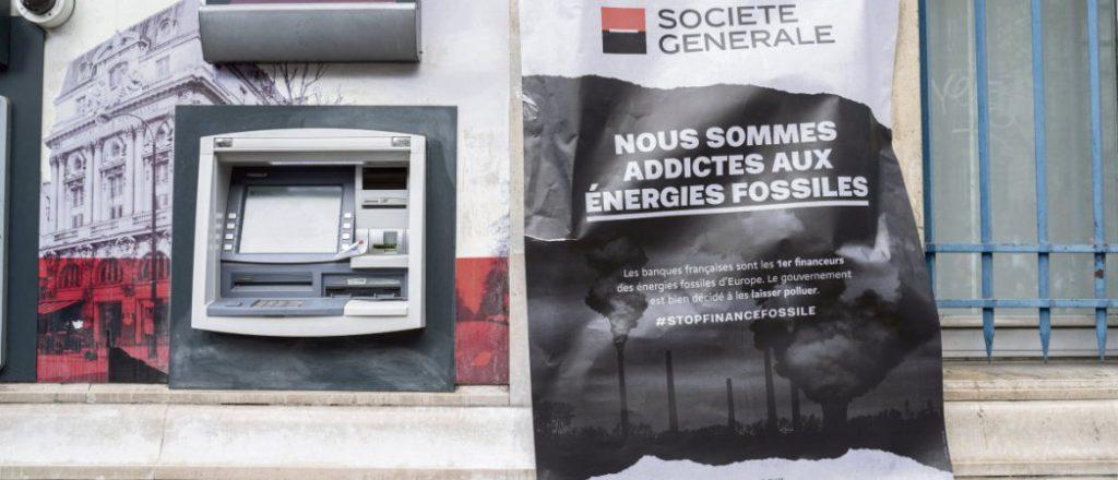 Как французские банки вкладывают деньги в углеводороды