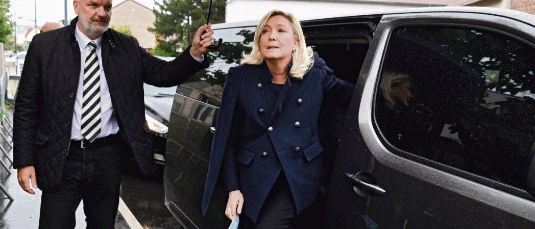 Марин Ле Пен и дело о мошенничестве