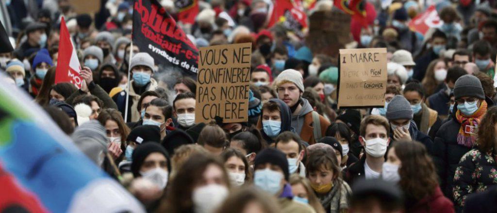 Требования Первомая во Франции