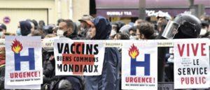 Вакцинация: отмена патентов как неизбежность
