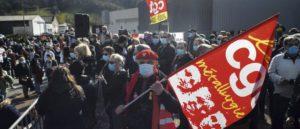 Завод SAM : успешное окончание трехмесячной забастовки