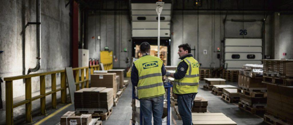 IKEA осудили за внутренний шпионаж