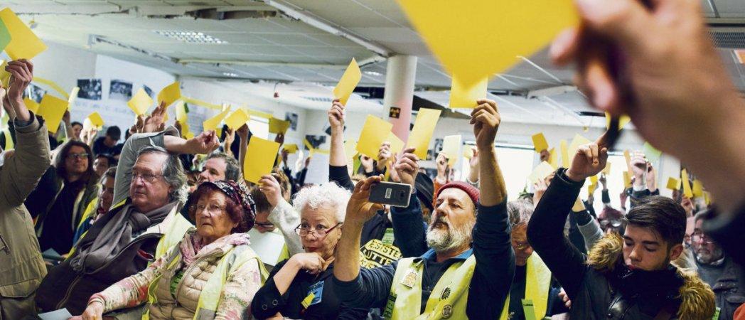 Молодёжь и рабочие не голосуют