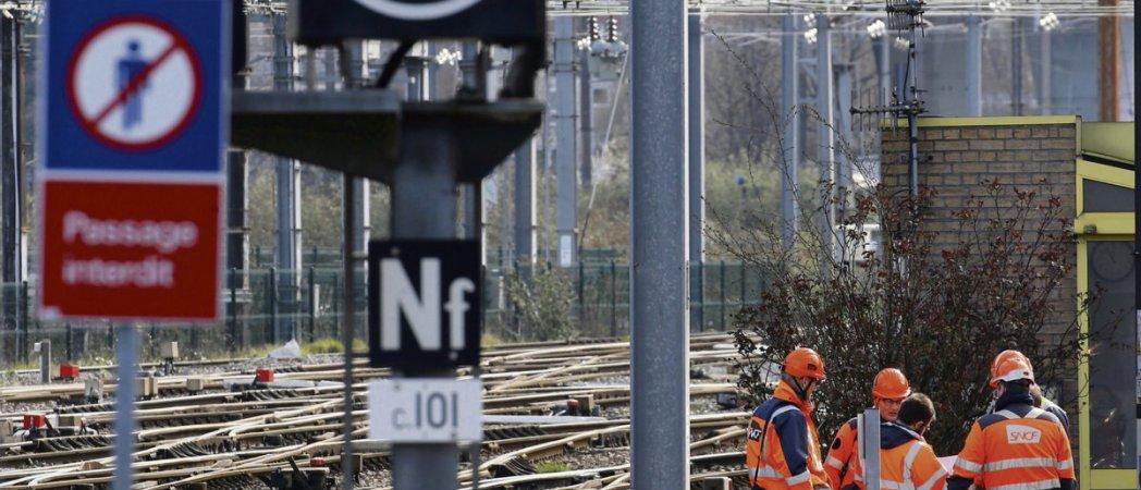 Новые забастовки железнодорожников во Франции