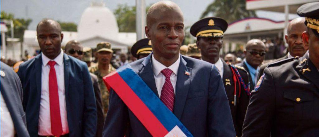 Вооруженный командо убил президента Гаити