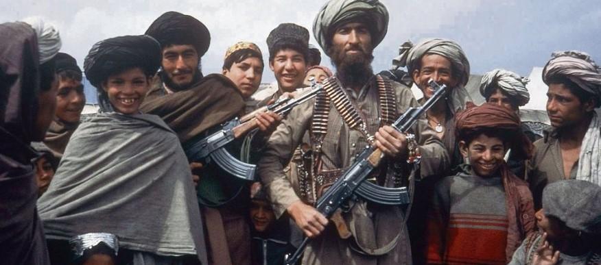 Талибы – лучшие враги США