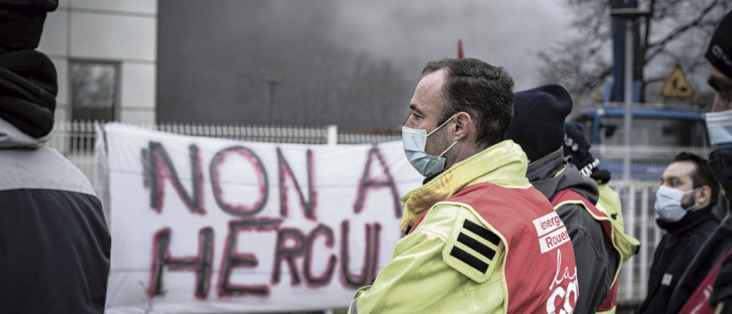 Временная победа профсоюзов – важный этап дальнейшей борьбы